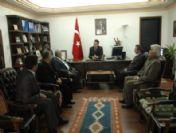 Mhp Datça İlçe Teşkilatı Yeni Yönetimi Ziyaretlere Başladı