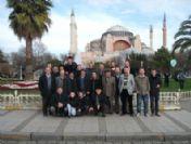 Mudurnu Esnafı İstanbul'u Gezdi