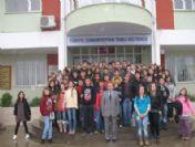 Salihli'de Öğrenciler Liseleri Gezdi