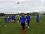 Sivasspor'un İkinci Yarı Hazırlıkları Sürüyor