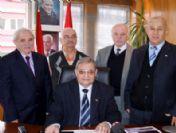 Türkiye İşçi Emeklileri Derneği Eskişehir Şube Başkanı Arif Duru: