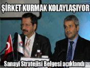 Sanayi strateji belgesi açıklandı