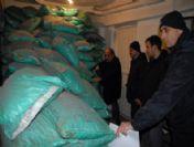 Zabıta'dan Kaçak Kömür Öperasyonu