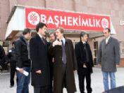 Başkan Çakır, Araştırma Hastanesi Çevresinde İncelemelerde Bulundu