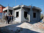 Gümürdülü Köy Konağı Tamamlanıyor