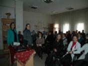 Şahinbey'de Halk Sağlığı Seminerleri Devam Ediyor