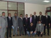 Tıp Fakültesi Hastanesi Kurum İdare Kurulu Toplantısı