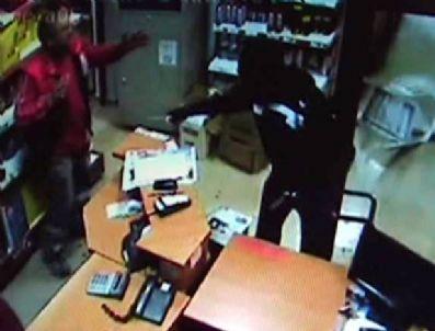 İSMAIL SOYLU - Maskeli soyguncular yakayı ele verdi