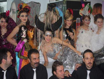 ZEYNA - Saç Modasının Kalbi Bursa`da Atıyor