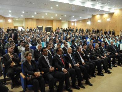 ABDÜLAZIZ AYDıN - Bingöl Üniversitesinin Akademik Açılış Töreni Yapıldı