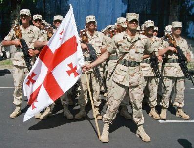 ABHAZYA - Nato'dan Gürcistan'a Sarı Kart