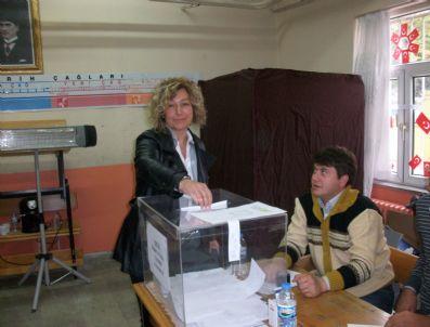 ŞENOL ENGIN - Türkiye`deki Bulgar Vatandaşlar Güven İçinde Oylarını Kullanıyor