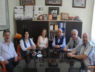 KAYHAN KAVAS - Merkez Valisi Kayhan Kavas Ödemiş'i Ziyaret Etti