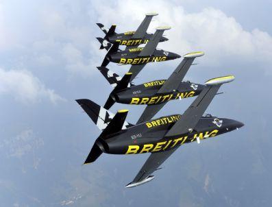 ÜNIVERSITELERARASı KURUL YABANCı DIL SıNAVı - Breıtlıng Jet Team Gösteri Yapmak İçin İstanbul'a Geliyor