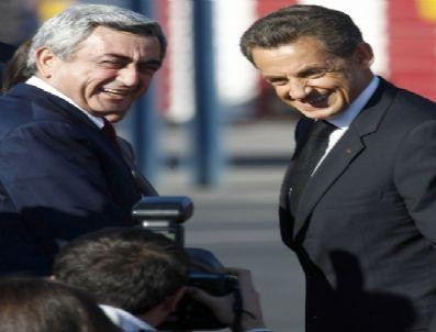 ABHAZYA - Sarkozy'den İlginç Açıklama: Türkiye'nin Yeri Ab Değil