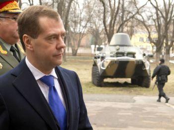 ABHAZYA - Medvedev: Rusya'nın Gürcistan'la Savaşı, Nato'nun Genişlemesini Engelledi