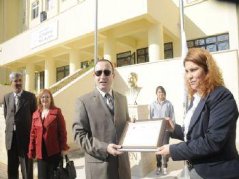 ŞENOL ENGIN - Mezitli'de 7 Okul Daha Beyaz Bayrak Aldı