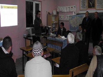 CEMIL UZUN - Yığılca'da Çiftçi Eğitim Toplantıları Sürüyor