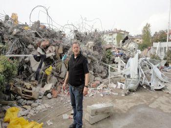 DÜZCE DEPREMI - Kutanis: `binanız Yeni Deprem Yönetmeliğine Uymuyor' Diye İstismar Edebilirler