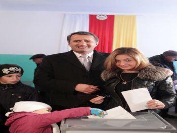 ABHAZYA - Güney Osetya'ya Kadın Cumhurbaşkanı, Rusya Yanlısı Aday Kaybetti