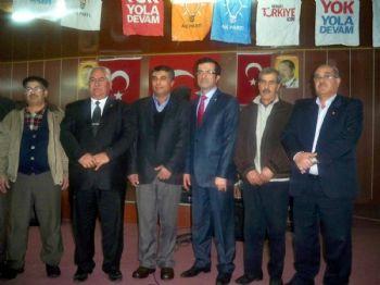 MUSTAFA BAYıNDıR - Ak Parti Belde Kongrelerini Gerçekleştirdi