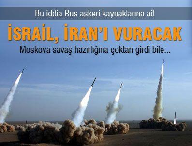 ABHAZYA - İsrail İran'ı aniden vuracak, Moskova hazırlıklı