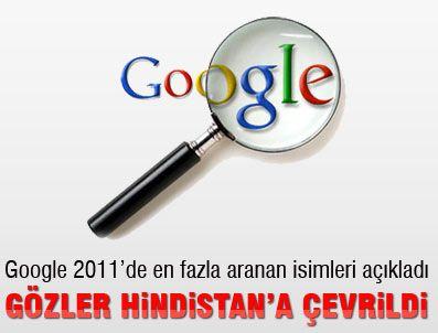 KAREENA KAPOOR - Google'dan 2011 istatistikleri