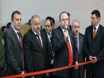 İBRAHIM SAĞıROĞLU - Educatürk Trabzon Yüksek Öğretim Günleri Başladı
