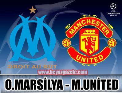 STEVE MANDANDA - Marsilya Manchester United maçı Star tv canlı izle