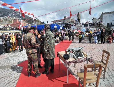 ARIF ABALı - Arslanköy kurtuluşunu coşkuyla kutladı