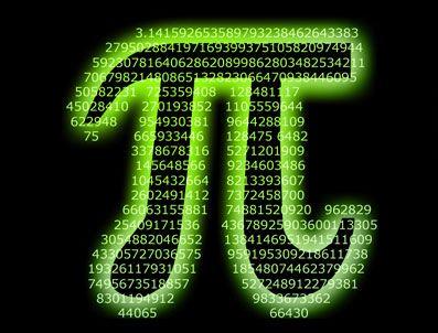 PI SAYıSı - Google Doodle (logo) Pi sayısı için değişebilir