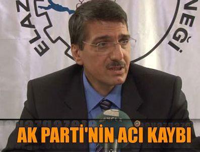 HAMZA YANıLMAZ - Ak Parti Elazığ Milletvekili Hamza Yanılmaz Son Yolculuğuna Uğurlandı