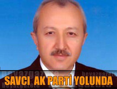 ANKARA SAVCıLıĞı - Ankara Savcısı'nın Seçim İstifası