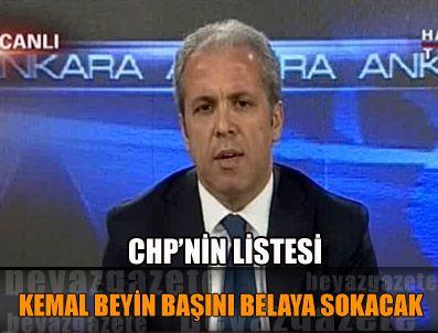 ŞAMİL TAYYAR - CHP'nin Antep adayları bizi memnun etti