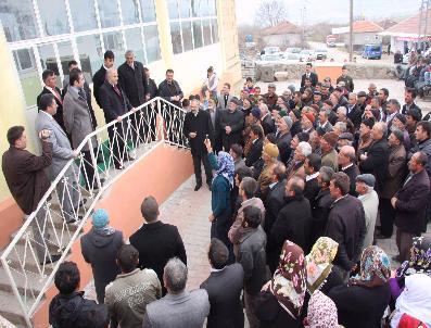 Yozgat Valisi Necati Şentürk İlçeleri Ziyaret Etti