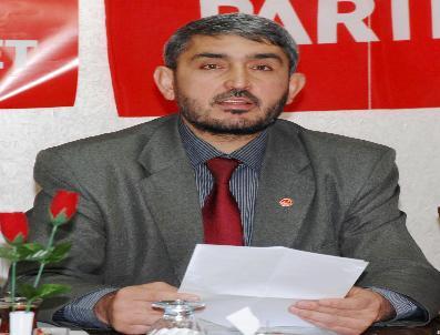 MILI GÖRÜŞ - Sp Osmaniye İl Teşkilatı Milletvekili Adaylarını Tanıttı