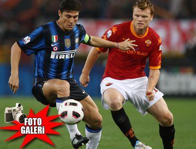 DEJAN STANKOVIC - Roma: 0 - İnter: 1