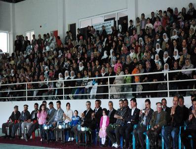 Savur'Da Kutlu Doğum Etkinliği Düzenlendi