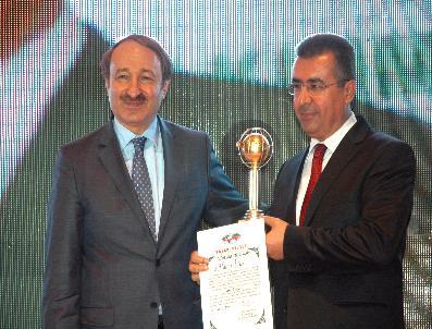ŞÜKRÜ ELEKDAĞ - Siyaset Dergisi Ödül Töreni