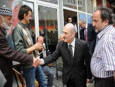 Erdoğan Bayraktar: 'Kanal İstanbul' Projesi Yeni Yatırımlara Kapı Açacaktır