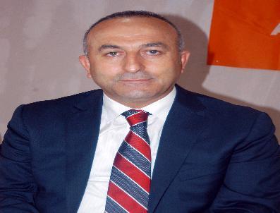 KANAL İSTANBUL - Akpm Başkanı Mevlüt Çavuşoğlu Alanya'da