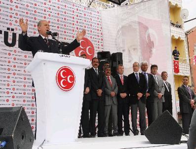 Mhp Lideri Genel Başkanı Bahçeli Yozgat'ta (2)