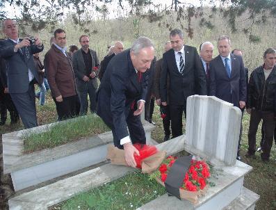ABHAZYA - Abhazya Lideri Bagapş Sakarya'da