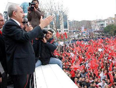 KANAL İSTANBUL - Kılıçdaroğlu: ''Önce Vatandaşın Boğazına Bak''