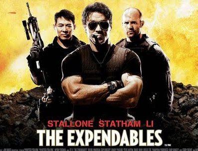 SLYVESTER STALLONE - The Expendables 23 bin kişiyi yaktı
