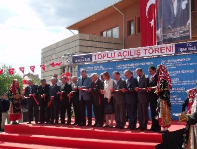 Başbakan Erdoğan: Uşak'A Geldiğimizde Hiç Eli Boş Gelmedik