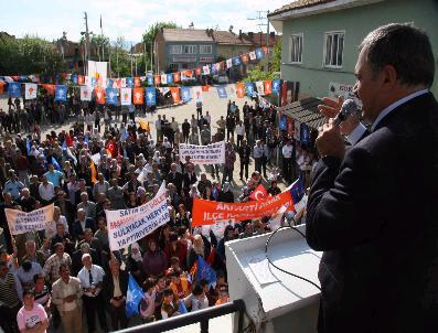 Bakan Eroğlu'nun Afyonkarahisar Ziyareti