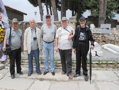 ABHAZYA - Abhazyalı Profesörler Yapacakları Sunuma Side'de Hazırlandı