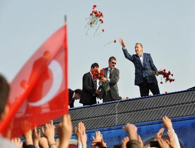 KANAL İSTANBUL - Başbakan Erdoğan: Silivri'Den Meclis'e Tünel Yaptılar
