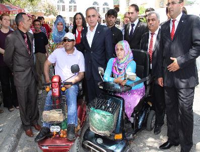 KANAL İSTANBUL - Bbp Lideri Topçu Anamur'da